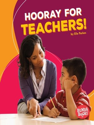 cover image of Hooray for Teachers!