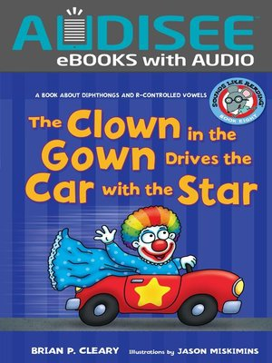 cover image of #8 The Clown in the Gown Drives the Car with the Star