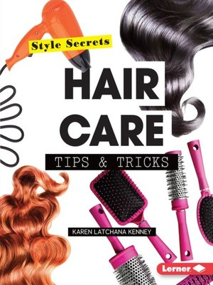 cover image of Hair Care Tips & Tricks
