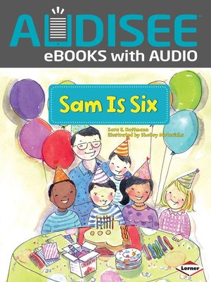 cover image of Sam Is Six