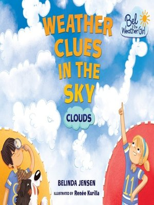 cover image of Weather Clues in the Sky