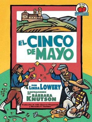 cover image of El Cinco de Mayo (Cinco de Mayo)