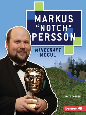 "cover image of Markus ""Notch"" Persson"