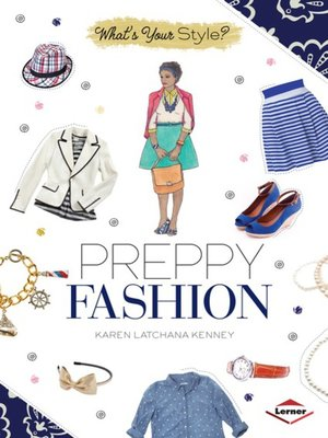 cover image of Preppy Fashion