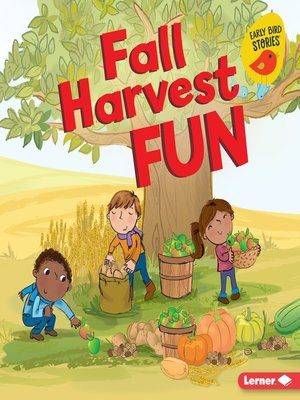 cover image of Fall Harvest Fun
