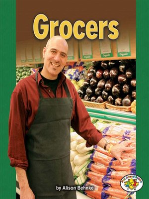 cover image of Grocers