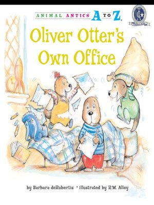 cover image of Oliver Otter's Own Office
