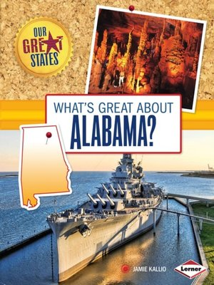 cover image of What's Great about Alabama?