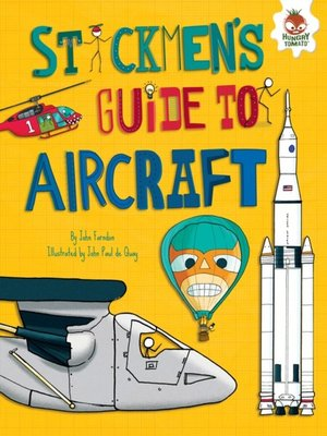cover image of Stickmen's Guide to Aircraft