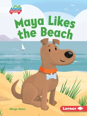 cover image of Maya Likes the Beach