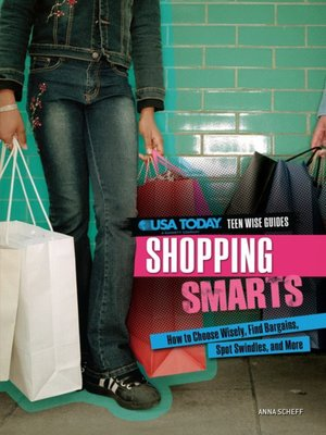 cover image of Shopping Smarts