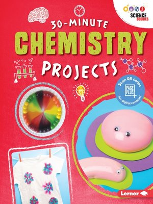 cover image of 30-Minute Chemistry Projects