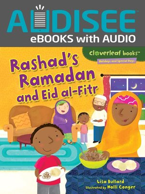 cover image of Rashad's Ramadan and Eid al-Fitr