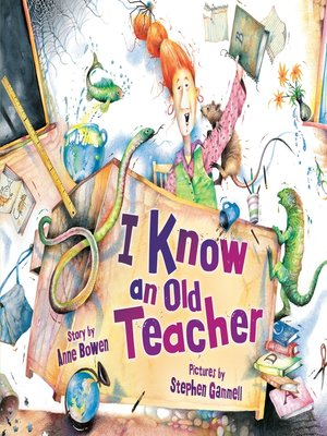 cover image of I Know an Old Teacher