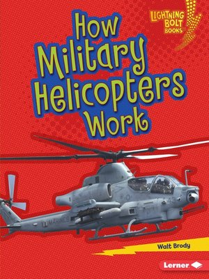 cover image of How Military Helicopters Work