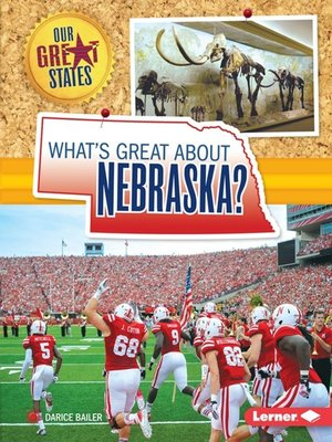 cover image of What's Great about Nebraska?