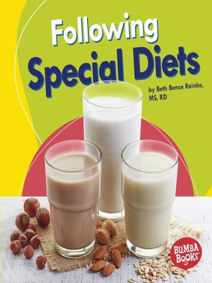cover image of Following Special Diets