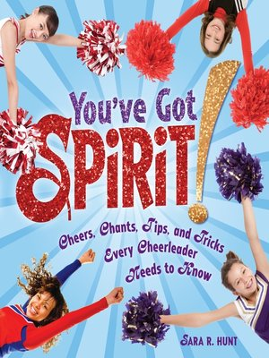 cover image of You've Got Spirit!