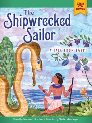 cover image of The Shipwrecked Sailor