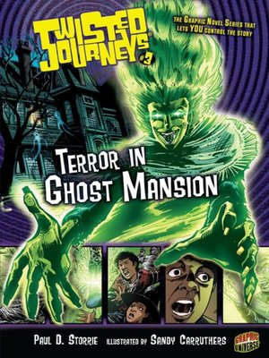 cover image of #03 Terror in Ghost Mansion