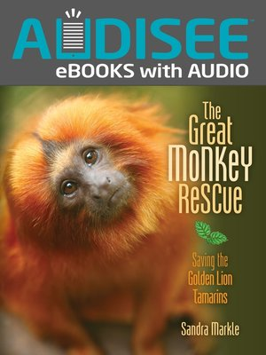 cover image of The Great Monkey Rescue