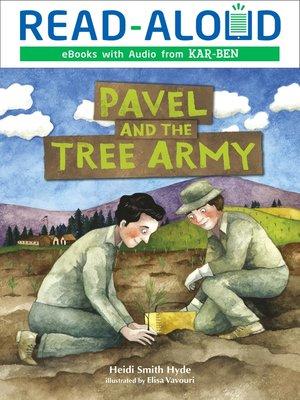 cover image of Pavel and the Tree Army