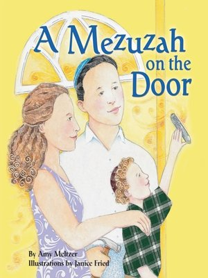 cover image of A Mezuzah on the Door