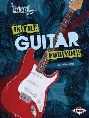 cover image of Is the Guitar for You?