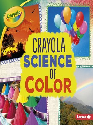 cover image of Crayola Science of Color