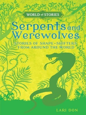 cover image of Serpents and Werewolves