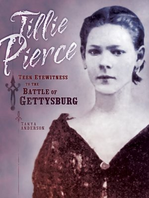 cover image of Tillie Pierce