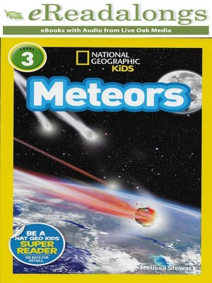 cover image of Meteors