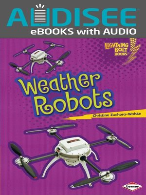 cover image of Weather Robots
