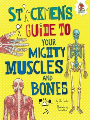 cover image of Stickmen's Guide to Your Mighty Muscles and Bones