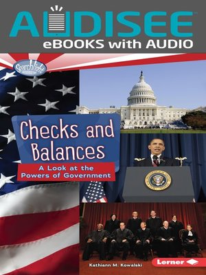 cover image of Checks and Balances