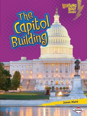 cover image of The Capitol Building