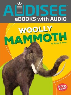cover image of Woolly Mammoth