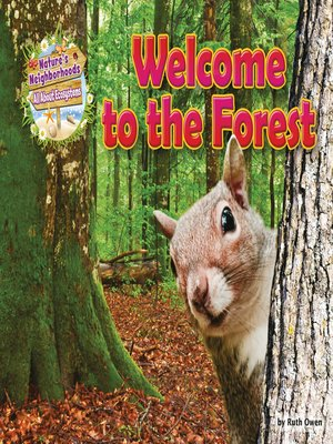 cover image of Welcome to the Forest