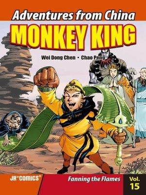 cover image of Monkey King, Volume 15