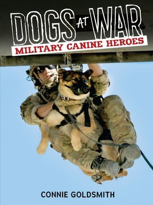 cover image of Dogs at War