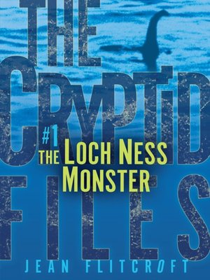 cover image of #1 The Loch Ness Monster