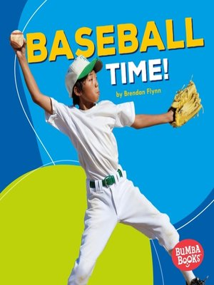 cover image of Baseball Time!