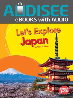 cover image of Let's Explore Japan