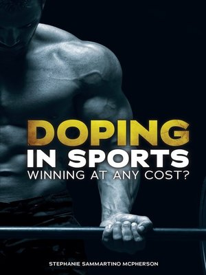 cover image of Doping in Sports