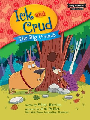 cover image of The Big Crunch