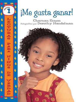cover image of ¡Me gusta ganar! (I Like to Win!)