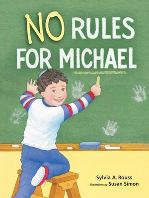 cover image of No Rules for Michael