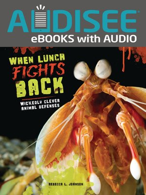 cover image of When Lunch Fights Back