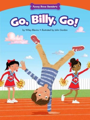 cover image of Go, Billy, Go!