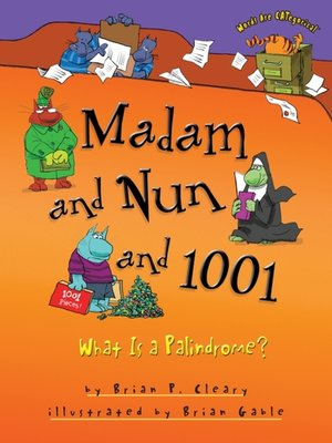 cover image of Madam and Nun and 1001